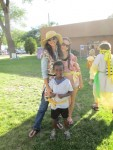 Marie, Grace and Yared