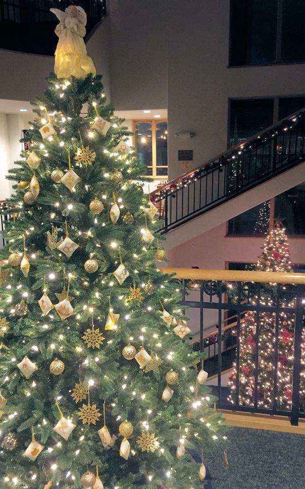 Christmas Eve at First Presbyterian Church