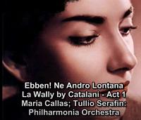 """31. """"Ebben! Ne Andro Lontana (La Wally), Alfredo Catalani"""