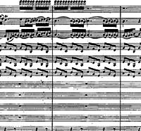 """62. Cantata 8 Chorus 1 """"Liebster Gott, wenn werd ich sterben"""""""