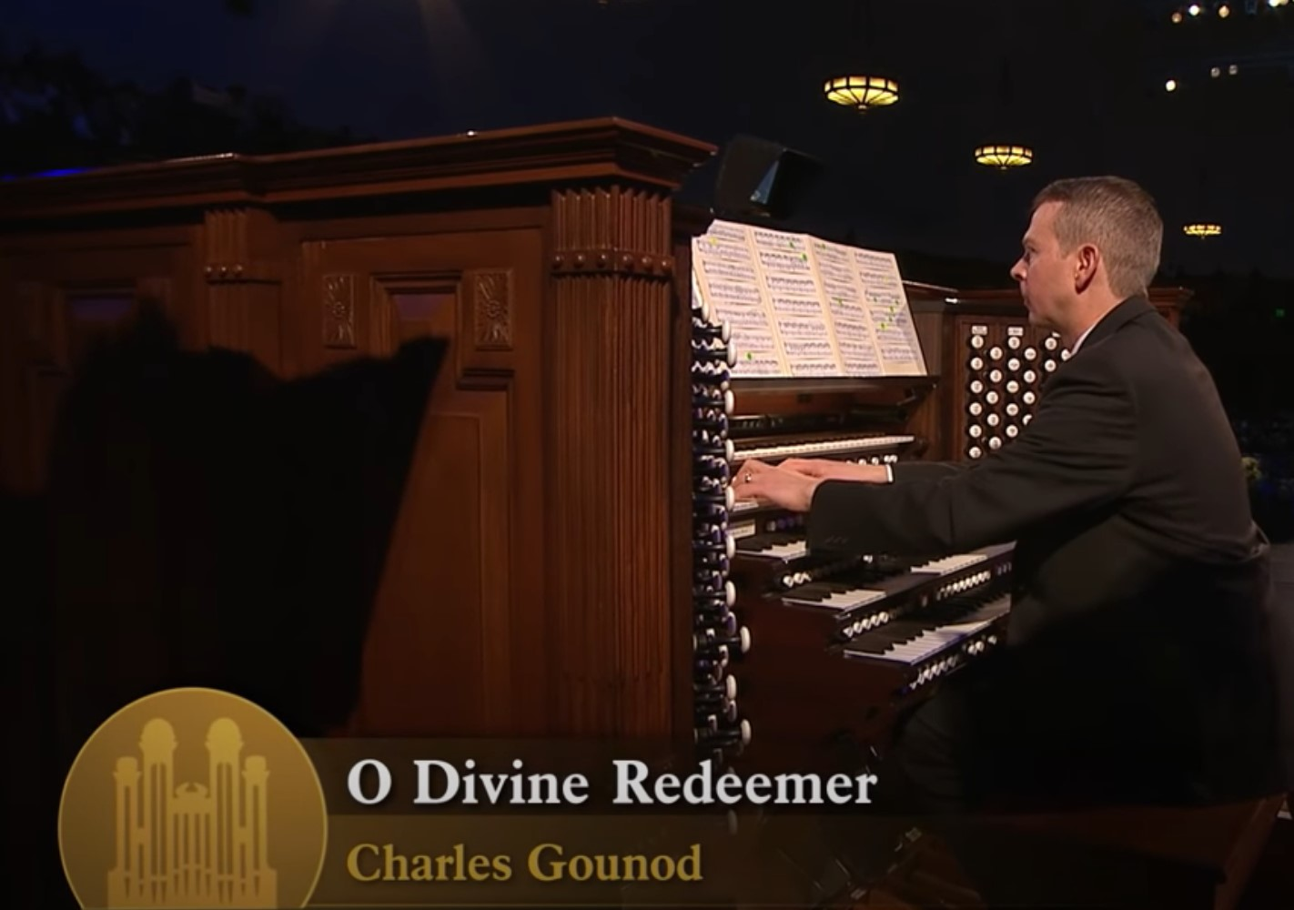 8. O Divine Redeemer - Mormon Tabernacle Choir
