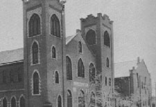 First Presbyterian Church Archives