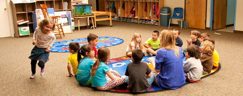 A Child's Garden - Preschool