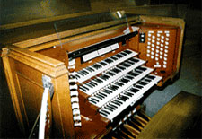 History of Our Moller Organ